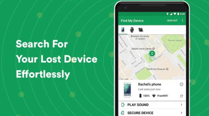 谷歌可能很快会使用附近的手机来帮助追踪丢失的安卓智能手机和汽车