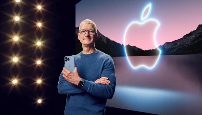 苹果发布iPhone 13芯片速度更快 摄像头更清晰