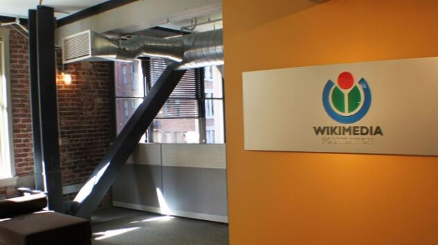 维基媒体拨款解决种族不平等和信息自由障碍