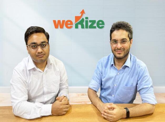 WeRize在a轮融资中获得800万美元 由3one4 capital和Picus领投