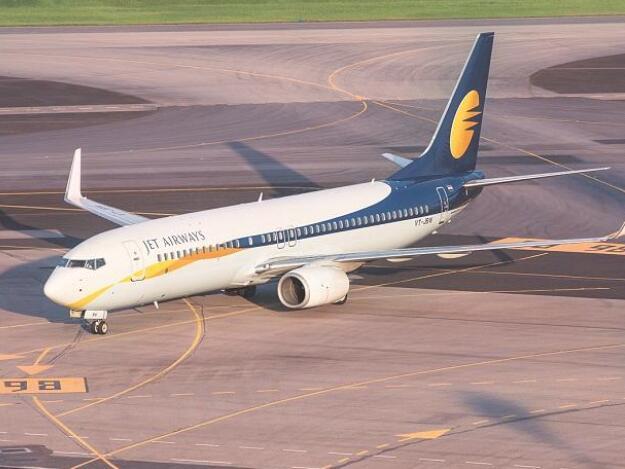 Jet Airways将在5年内拥有超过100架飞机