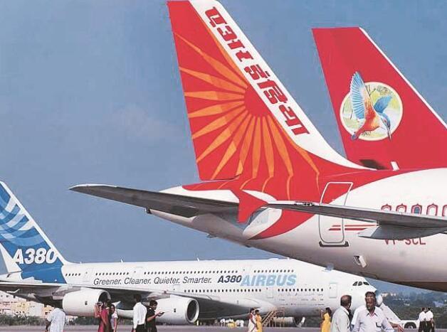印度直接税中央委员会提高了印度航空私有化的报价
