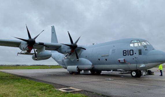随着英国皇家空军威顿被淘汰 克兰菲尔德将主持马歇尔搬迁
