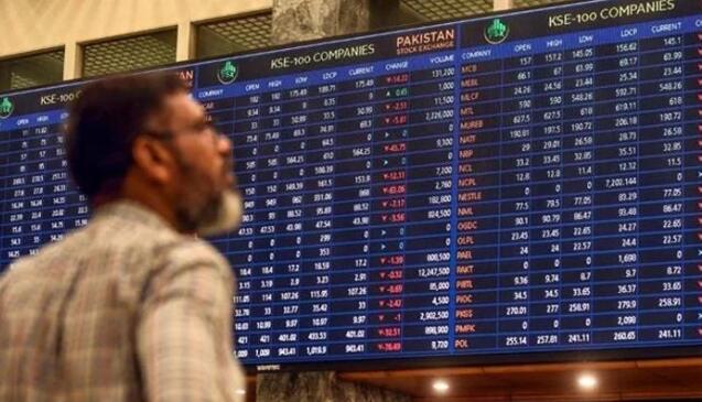 动荡的一周在巴基斯坦证券交易所看到另一轮放血