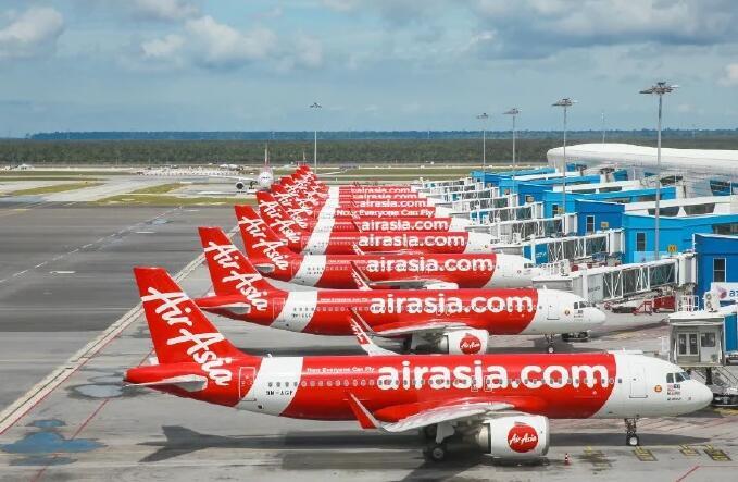 亚航和亚航长程因取消旅行限制而股价上涨