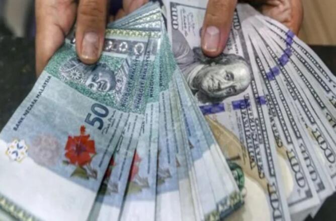 由于围绕市场的积极情绪和对经济复苏的乐观情绪 林吉特兑美元今天扩大涨幅