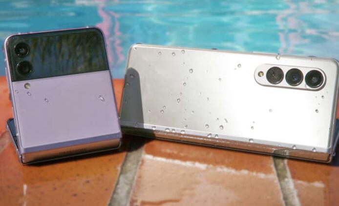 三星 Z Flip 3和Z Fold 3的销量让之前的可折叠需求相形见绌