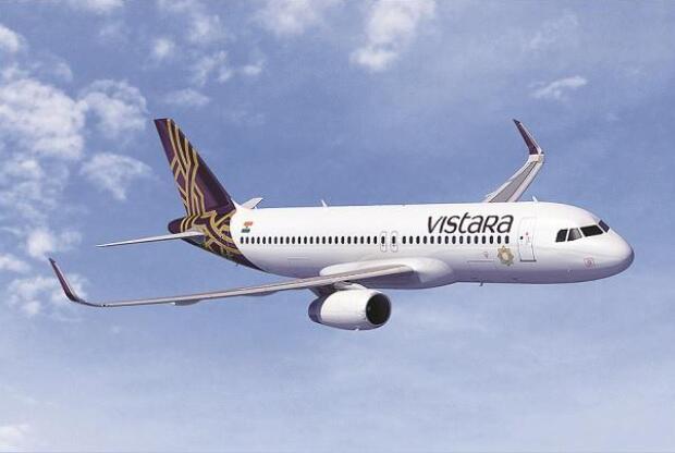 维诺德坎南成为Vistara首席执行官 莱斯利·瑟什回归新加坡航空