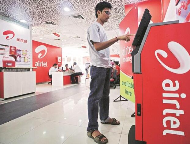 巴蒂电信在市值排名中以4万亿卢比击败印度国家银行