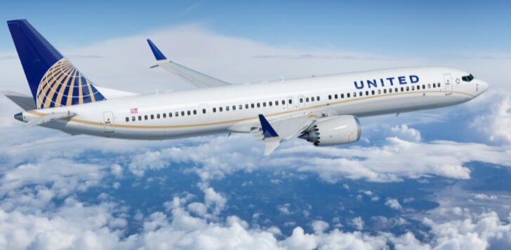 美国联合航空公司表示复苏已重回正轨